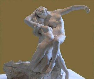Произведение Огюста Родена установило рекорд на аукционе Сотбис