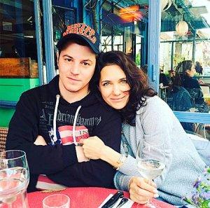 Редкая фотография Екатерины Климовой с мужем появилась в Инстаграм