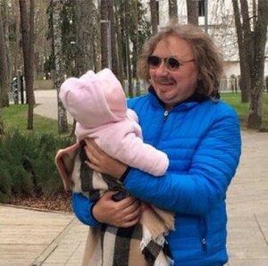 Жена Игоря Николаева похвасталась своей подросшей дочерью
