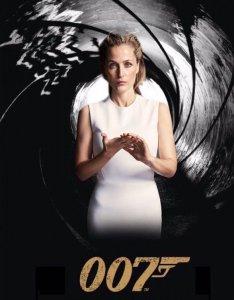 Смена пола агенту 007