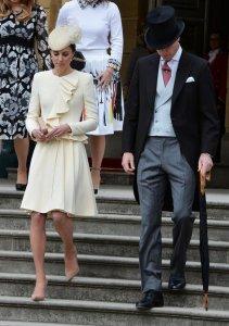 Званый вечер с принцем Уильямом и Кети Миддлтон в Букингемском дворце