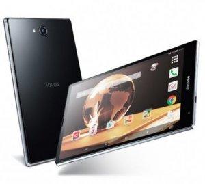 Флагманский смартфон Sharp Aquos P1