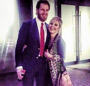 Певица Пелагея вышла замуж за российского хоккеиста