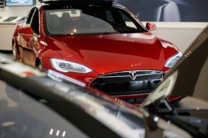 Автомобиль Model S упрощенной версии был представлен компанией Тесла