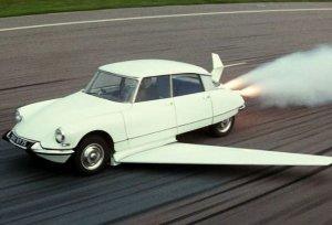 Один из основателей Google стал инвестором в производстве летающих автомобилей