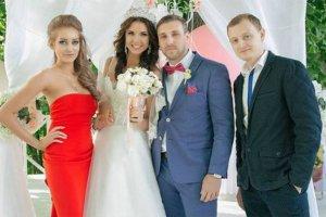 Необычная свадьба Эллы Сухановой и Игоря Трегубенко