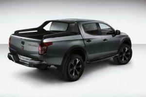 Пикап Fullback от Fiat теперь можно приобрести и в России