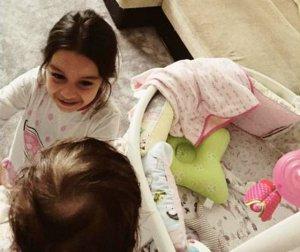 Ксения Бородина наполнила свою страницу в социальной сети своими дочерями