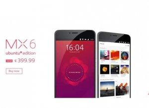 Meizu MX6 продолжит работу с Ubuntu