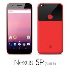 Четыре цветовых исполнения смартфона Nexus Sailfish от компании HTC