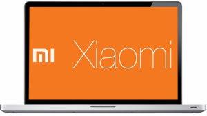 Ноутбуки от компании Xiaomi будут показаны в последних числах этого месяца