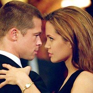 Нежные фотографии Анджелины Джоли и Брэда Пита