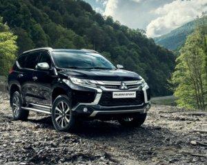 Назначена цена новому Mitsubishi Pajero Sport