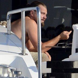 Ди Каприо катается со своей подругой на яхте российского олигарха