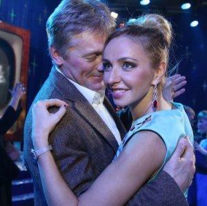 Празднование первой годовщины свадьбы Татьяны Навки и Дмитрия Пескова