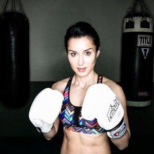 Тина Канделаки перестаралась в занятиях спортом