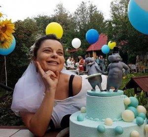 Фотография Наташи Королевой с празднования годовщины свадьбы не понравилась поклонникам