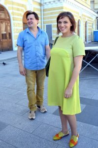 Нелли Уварова, звезда телесериала «Не родись красивой», ожидает второго ребенка