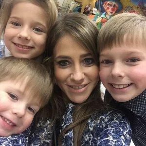 Дети Юлии Барановской не встречались с Аршавиным?