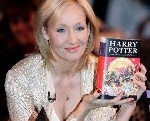 Джоан Роулинг выпустила новую серию книг о Гарри Потере