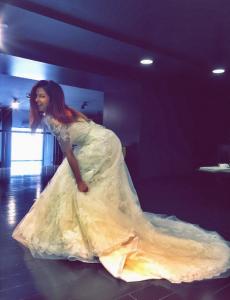 Нюша надела свадебное платье: неужели она выходит замуж