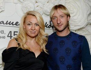 В семье Плющенко и Рудковской ожидается пополнение
