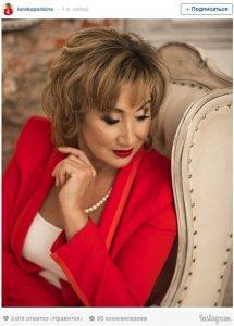 Лариса Копенкина в шестьдесят выглядит на 20 лет моложе