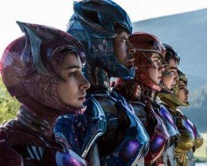 Как был организован сериал Power Rangers