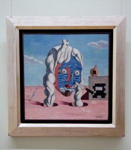 Полотна Сальвадора Дали и других знаменитых художников в Эрмитаже