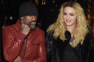 Мадонна встречается с чернокожим парнем