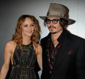 Джонни Депп и Ванесса Паради собираются возобновить свой союз