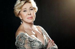 Певица Любовь Успенская в свои 62 года хвастается своей фигурой