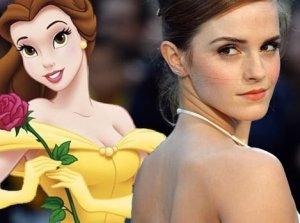 """Эмма Уотсон в новой экранизации """"Красавица и Чудовище"""" в марте во всех кинотеатрах"""
