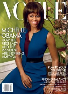 Элегантная фотосессия с Мишель  Обамой