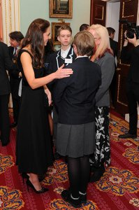 Кейт Миддлтон пришла в новом платье, которое всех поразило