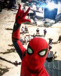 Публикация нового тизера «Человек-паук» с исполнением Тома Холанда