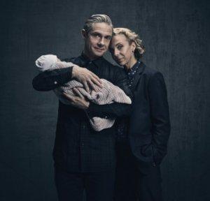 У доктора Ватсона недавно родилась дочь