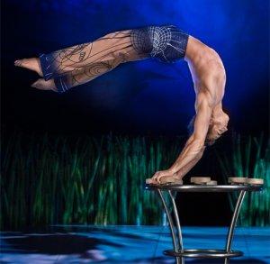 Татарстанцам было предложено побывать в Цирке дю Солей