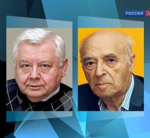Золотая Маска была присуждена Олегу Табакову и Владимир Этушу