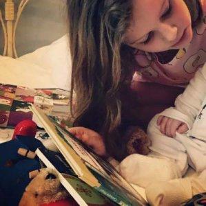 Ольга Фреймут обнародовала первую фотографию своего младшего сына Валеры