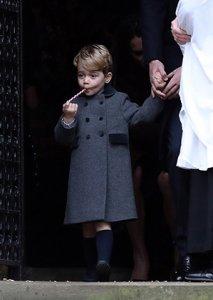 Маленький принц Джордж стал законодателем детской моды