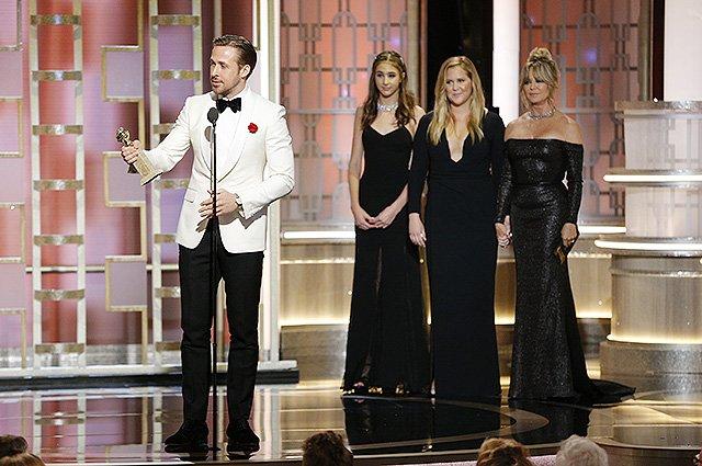 Эмма Стоун, Мэрил Стрип, Натали Портман— номинанты английской премии BAFTA
