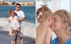 Гарик Харламов с Кристиной Асмус поздравили свою дочь с днем рождения