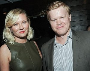Первое замужество 34-летней Кирстен Данст