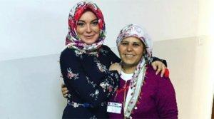 Линдси Лохан приняла мусульманство?