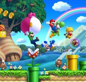Геймеры, ждите в этом году выхода новой игры про братьев Марио и Луиджи!