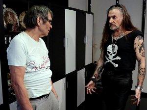 Алибасов опровергает слух о проживании Джигурды в его доме