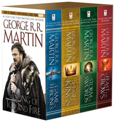 Книжка мечей: Мартин анонсировал новое произведение сгероями «Игры престолов»