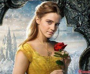 Новые анимированные постеры для рекламы фильма «Красавица и чудовище»