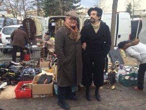 У историка моды Александра Васильева есть внебрачный отпрыск